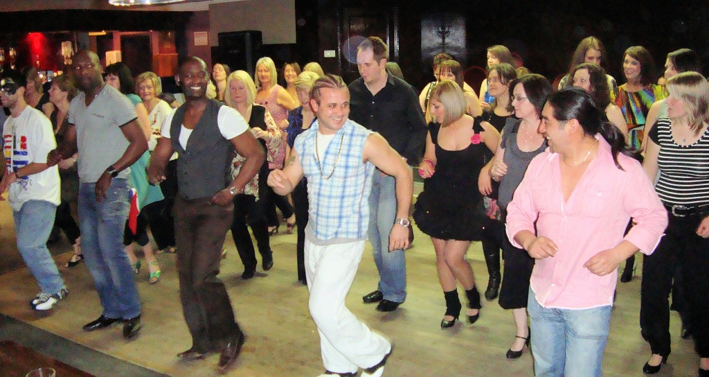 salsa classes edinburgh